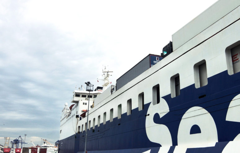 Sea Lines Sea Partner Ro-Pax Vessel